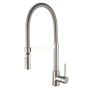 SOFI - Pull-Down Kitchen Faucet - Brushed Nickel
