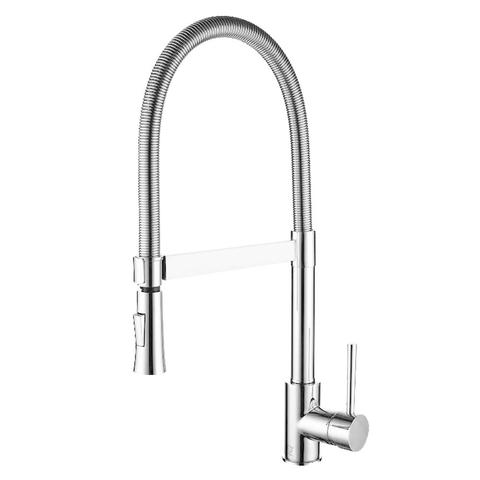 SOFI - Pull-Down Kitchen Faucet - Polished Chrome