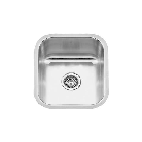 "TAHI - LT - Under Mount Bar & Laundry Room Sink - 16 1/4"" x 18"" x 8"""