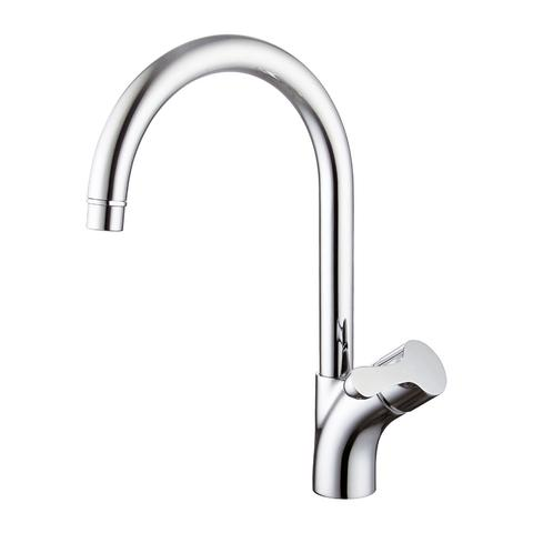 TANNER - Sleek Bar Faucet - Polished Chrome