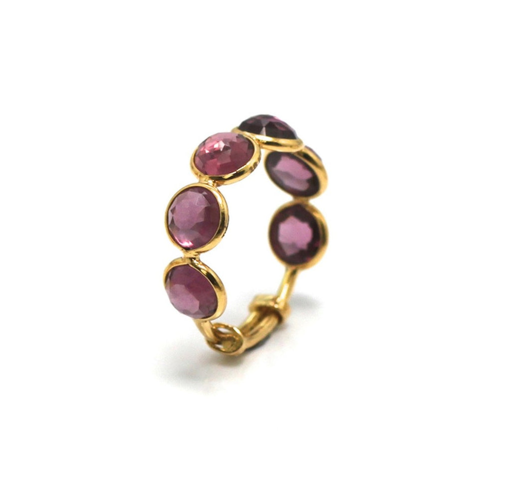 Amethyst Sizable Ring
