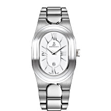 Bertolucci Stainless steel Serena Double-line pattern watch