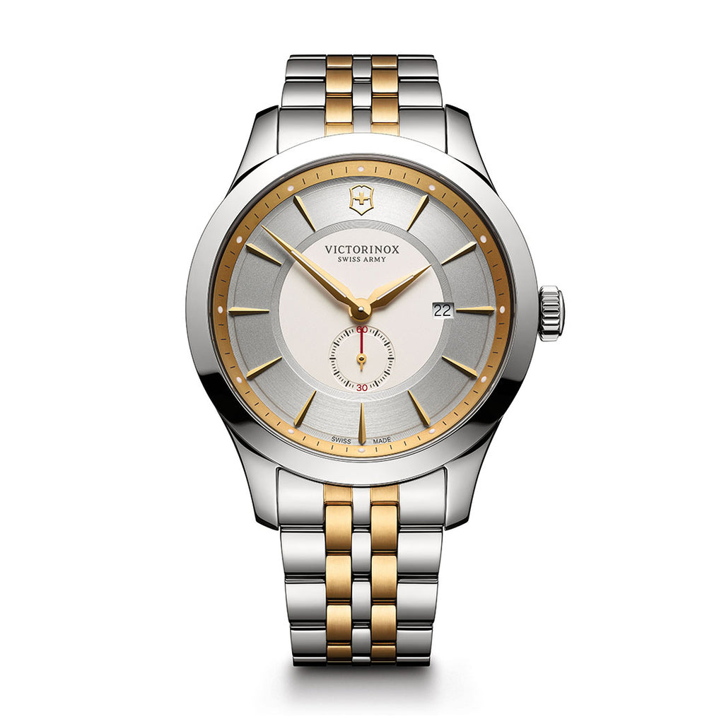 Alliance Two Tone Watch