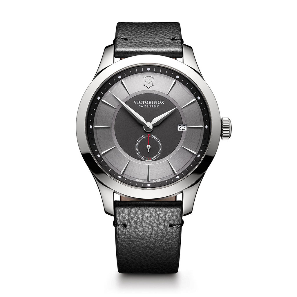 Alliance Gray Dial Watch