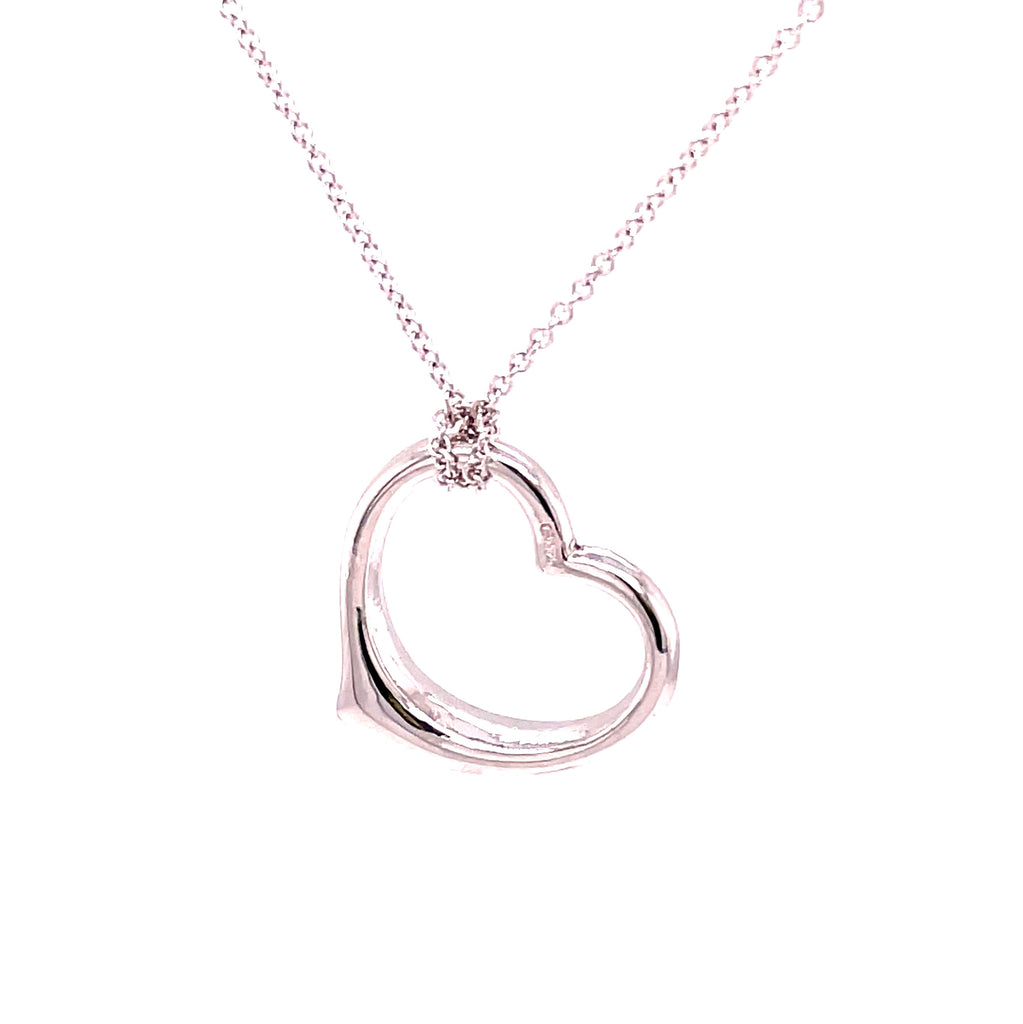 "14k white gold.  Polished finish  10.00 mm  16"" long chain ($199 optional)"
