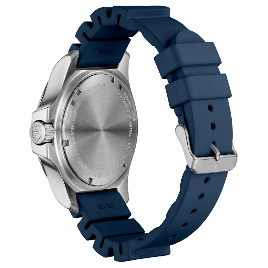I.N.O.X. Rotating Bezel Blue Dial Watch