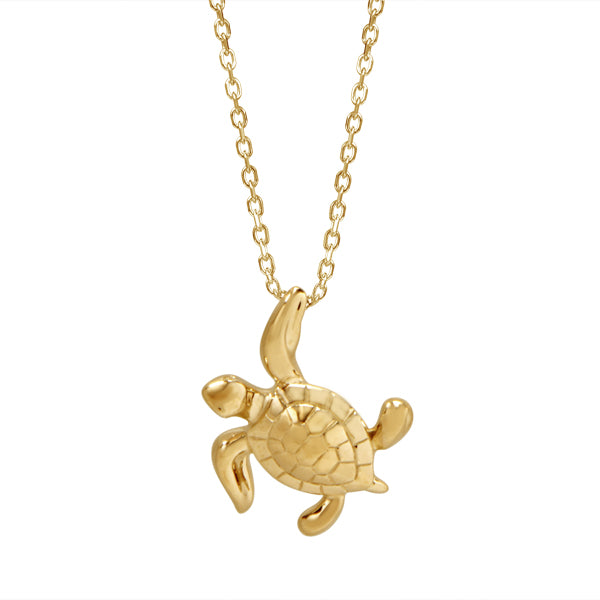 "14k yellow gold  Slider bail   18.00 mm (including bail)  17"" gold chain with sizing loop 1.1 mm"