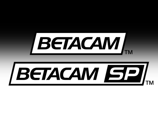Betacam, Betacam SP Video Transfer from $65