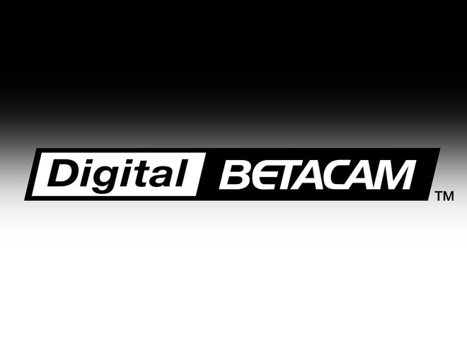Digital Betacam Video Transfer from $65