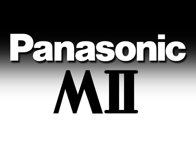 Panasonic MII Video Transfer from $155