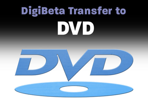 Digital Betacam to DVD
