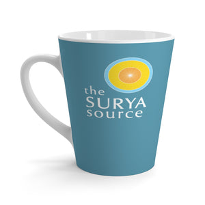 "Latte Mug - ""Today is a New Day"" - THE SURYA SOURCE"
