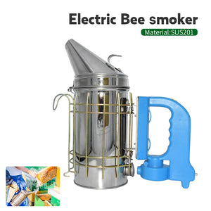 Beekeeping Tools - Electric Bee Smoker - BEETOP