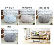 Yoga/Meditation Floor Cushion - Pumpkin Style - CHINATOWN KITCHEN [FREE SHIPPING]