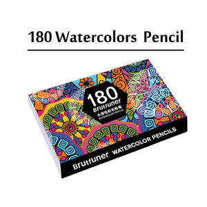 Art Supplies - Professional Watercolor Pencils - BRUTFUNER [FREE SHIPPING]