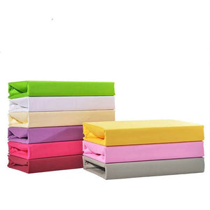 Massage Table Cover Sheets - 9 Colors, 500 Thread Count, With or Without Hole
