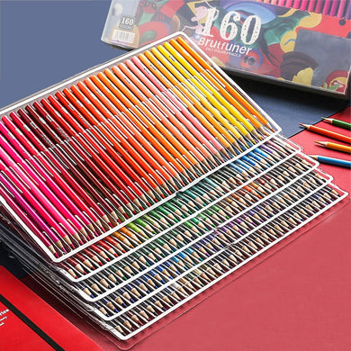 Art Supplies - Professional Oil Color Pencils - BRUTFUNER [FREE SHIPPING]