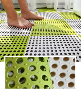 Anti-Slip Kitchen Drain/Shower Mats - HALOJAJU