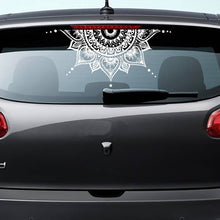 Car Window Decal - Half Mandala Window Sticker - ROWNOCEAN [FREE SHIPPING]