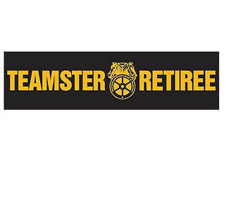 Retiree Bumper Sticker