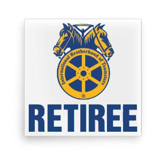 Retiree Decal
