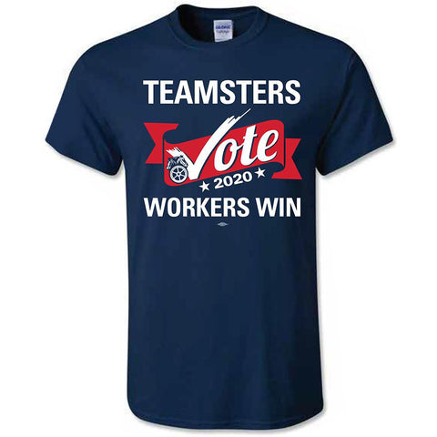 Teamsters Vote 2020 Tee