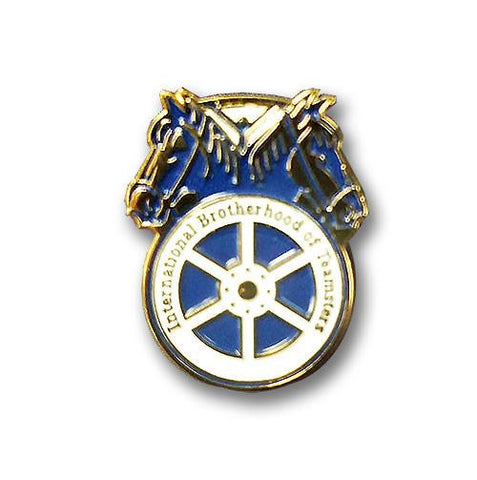 Teamster Lapel Pin