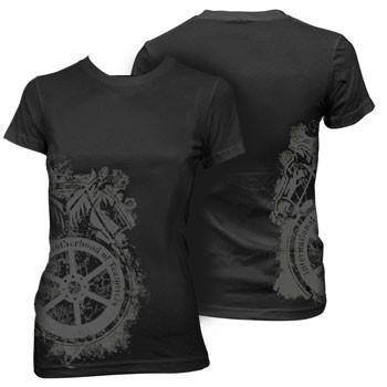 Ladies' Destroyed T-Shirt