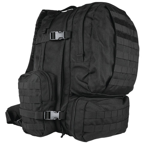 Fox Outdoor Advanced 3-Day Combat Pack Black - Goodland Outdoors