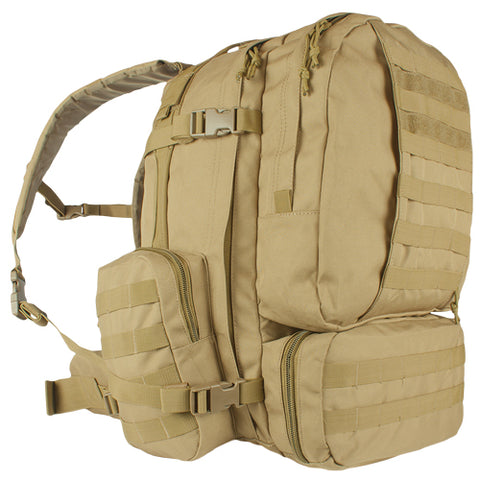 Fox Outdoor Advanced 3-Day Combat Pack Coyote - Goodland Outdoors