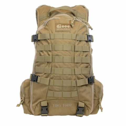 Geigerrig RIG 1600 Tactical Hydration Pack - Goodland Outdoors