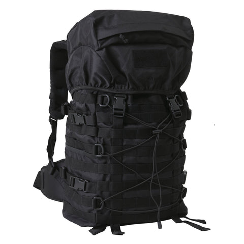 Snugpak Endurance 40 Backpack Black - Goodland Outdoors