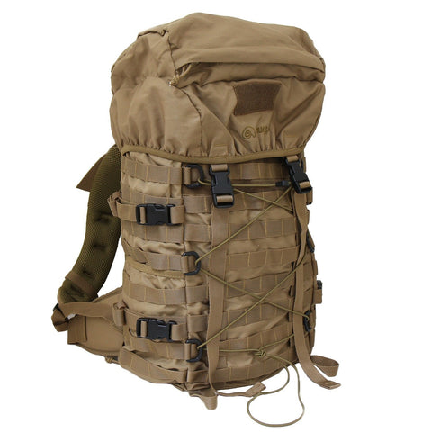 Snugpak Endurance 40 Backpack Coyote Tan - Goodland Outdoors