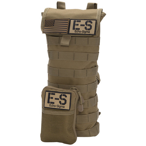 Echo-Sigma Runner 24 Hour Emergency Kit Coyote - Goodland Outdoors