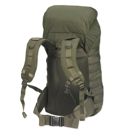 Snugpak Endurance 40 Backpack Olive - Goodland Outdoors