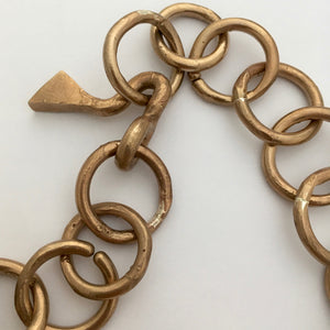 New Bronze Necklace