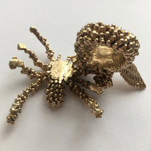 Dove and Spider Caviars Ring