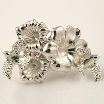 Flowers and Birds Ring