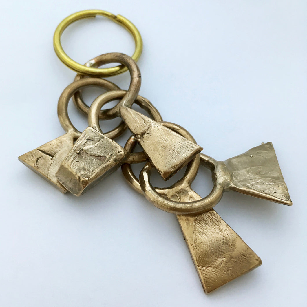 Great Bronze Keychain