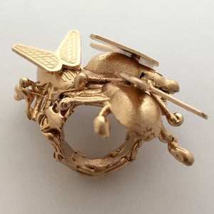 Triple Fly Ring