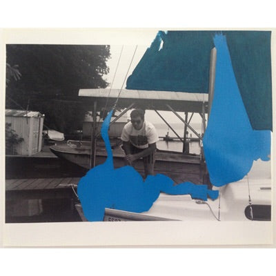 Sailing Blues, Greg, Ithaca, NY 1991