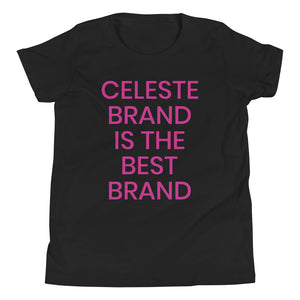Celeste Brand Youth Short Sleeve T-Shirt