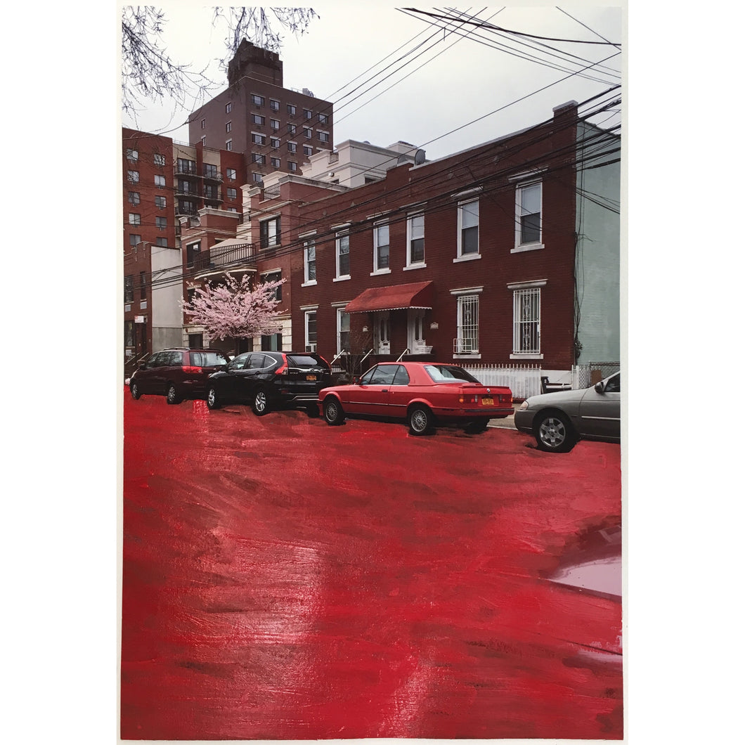 Painting The Town Red, Astoria