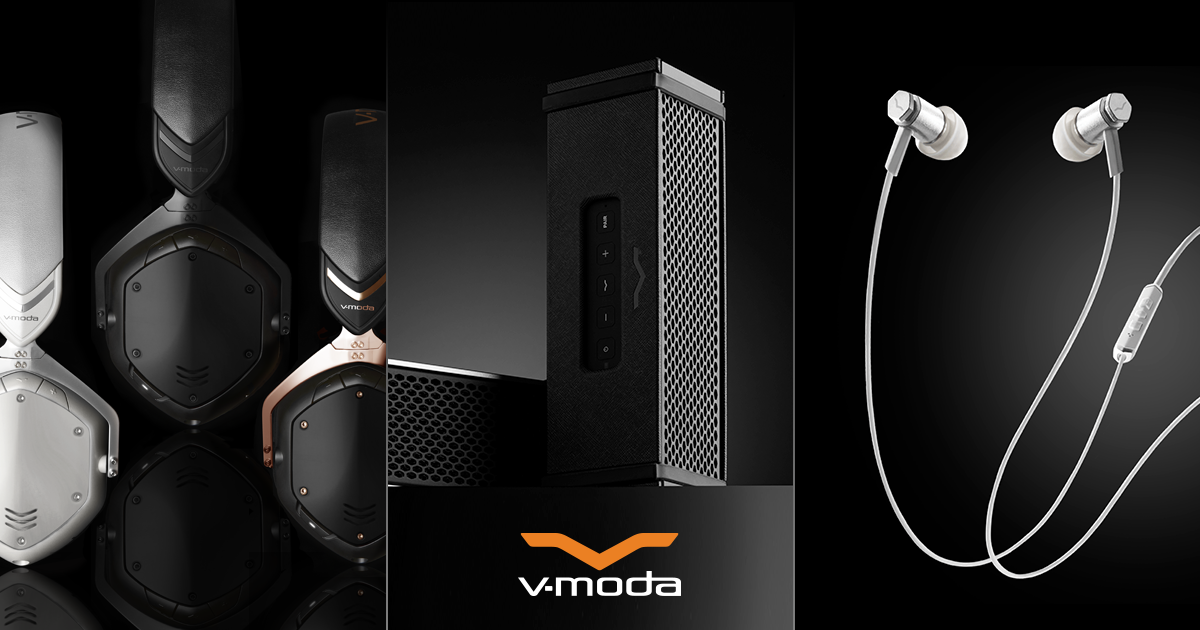 V-MODA | BassFit Wireless | Headphones