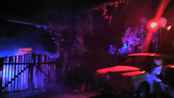 Halloween Santa Cruz Special Effects Private Party