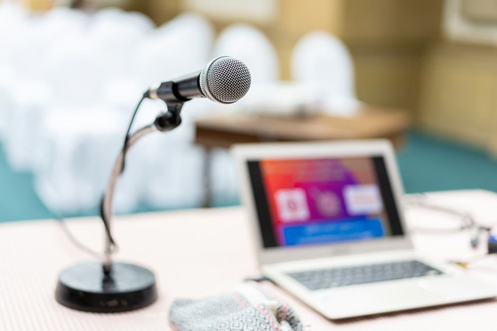 Audio Kits for Zoom Conferences