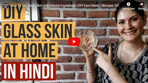 Glass Skin Hindi Video