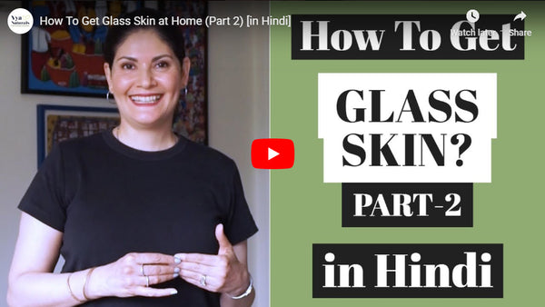 How To Get Glass Skin- Cleansing Video