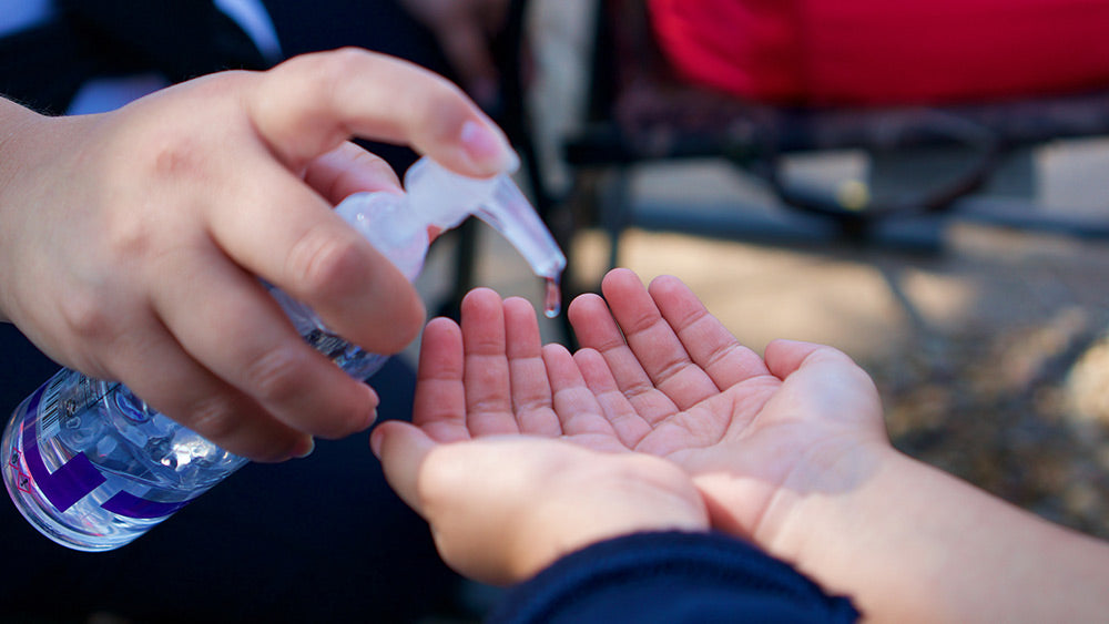 LONG TERM EFFECTS OF HAND SANITIZER USE