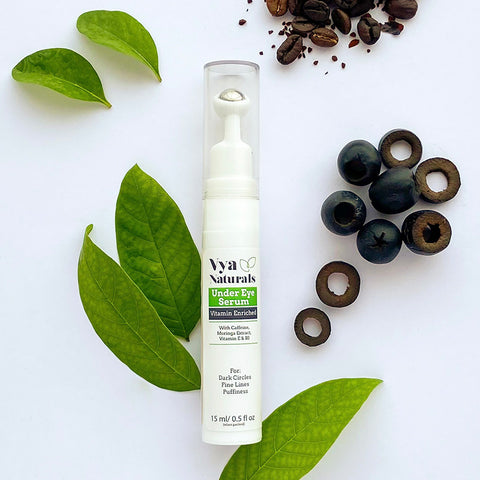 Under Eye Serum 15ml (for Dark Circles, Puffiness, Dryness and Fine Lines)